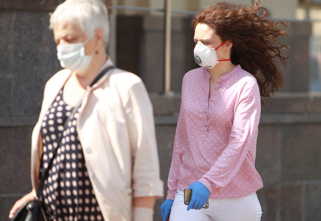 Оперштаб Москвы объяснил рост числа случаев коронавируса. Фото: Наталия Нечаева, «Вечерняя Москва»