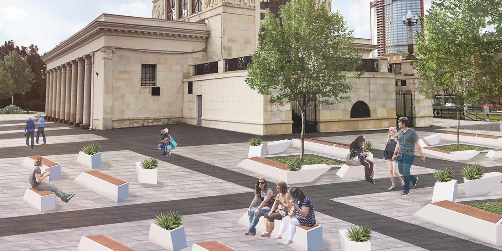 Проектное решение. Фото: сайт мэра Москвы