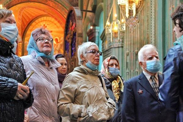 Депутатская группа «Единой России» Таганского района организовала экскурсию для Совета ветеранов в музейный комплекс «Дорога Памяти»