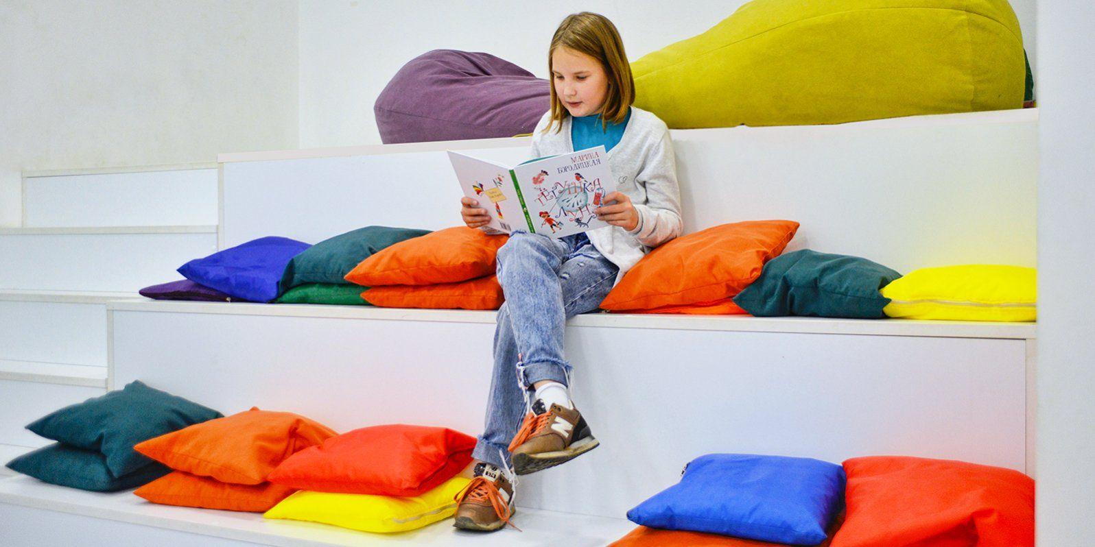 День знаний отметили в детской библиотеке района Якиманка. Фото: сайт мэра Москвы