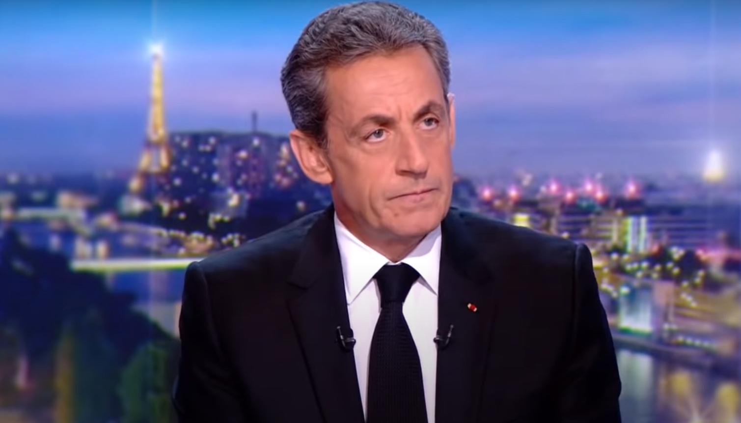 французский государственный деятель, экс-президент Франции Николя Саркози