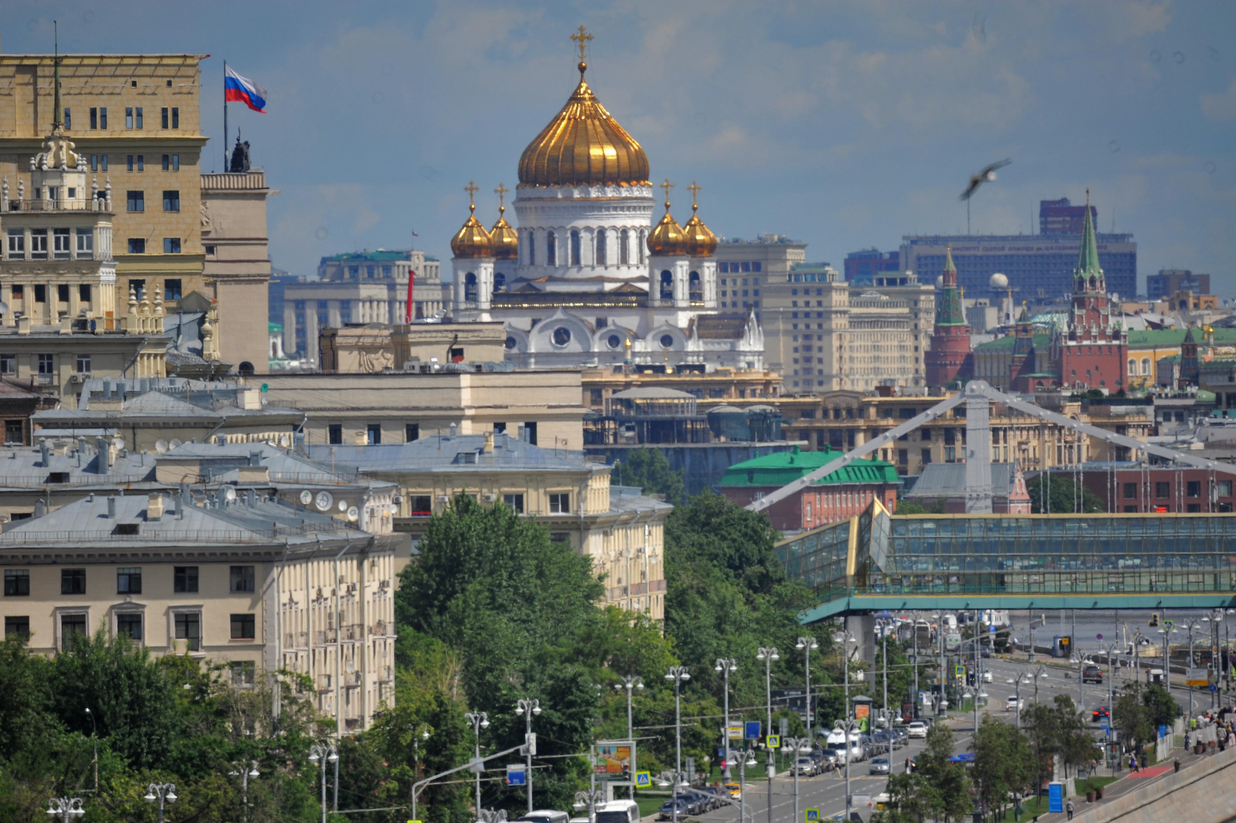«Удаленка» станет обязательной с 5 октября. Фото: Александр Кожохин, «Вечерняя Москва»