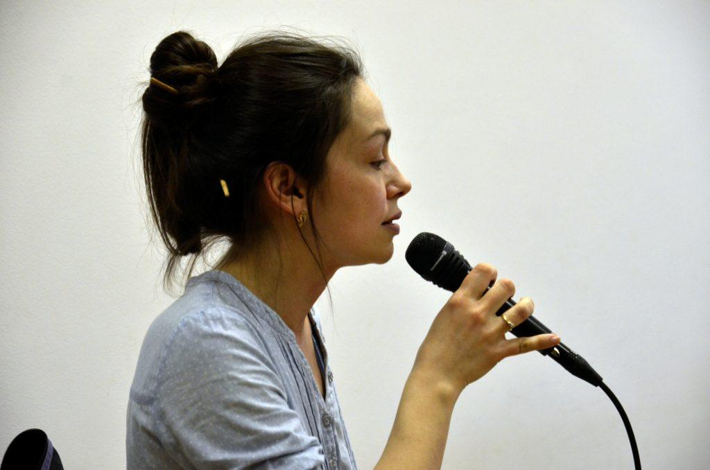 Мастер-класс по вокалу онлайн организуют сотрудники центра «Новослободский». Фото: Анна Быкова