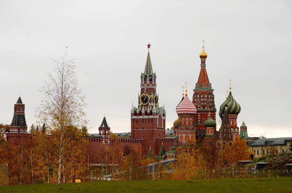 Переменная облачность ожидается в Москве