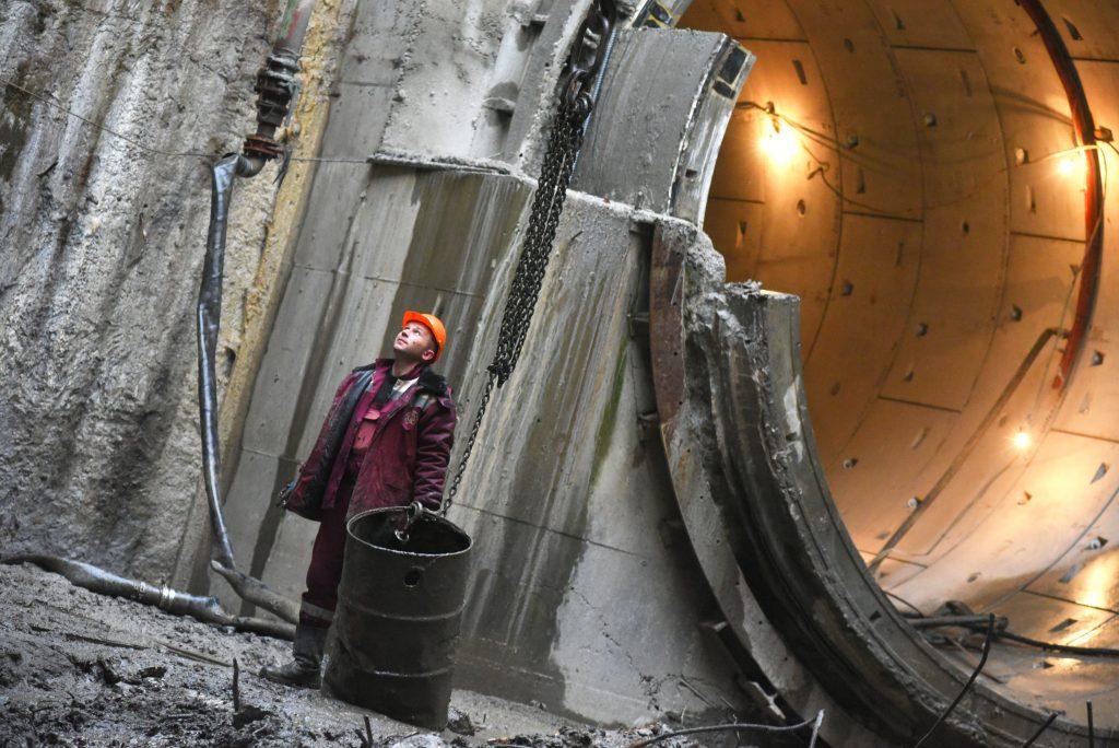 Москвичам рассказали, когда замкнется Большое кольцо метро