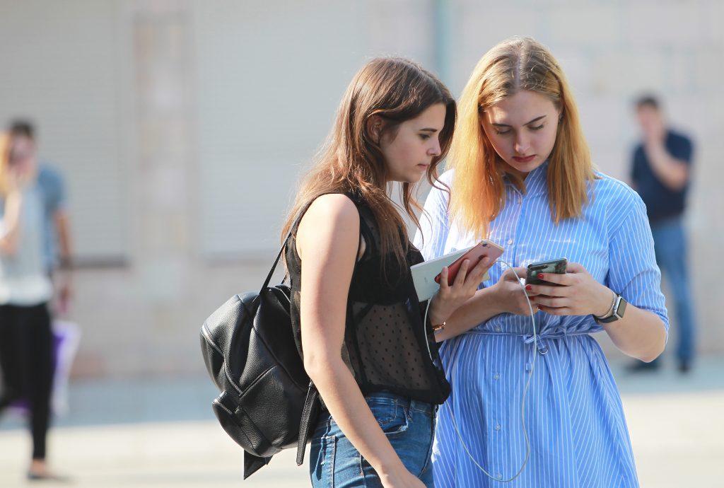 Москвичам подарили еще 70 точек бесплатного Wi-Fi внутри Садового кольца