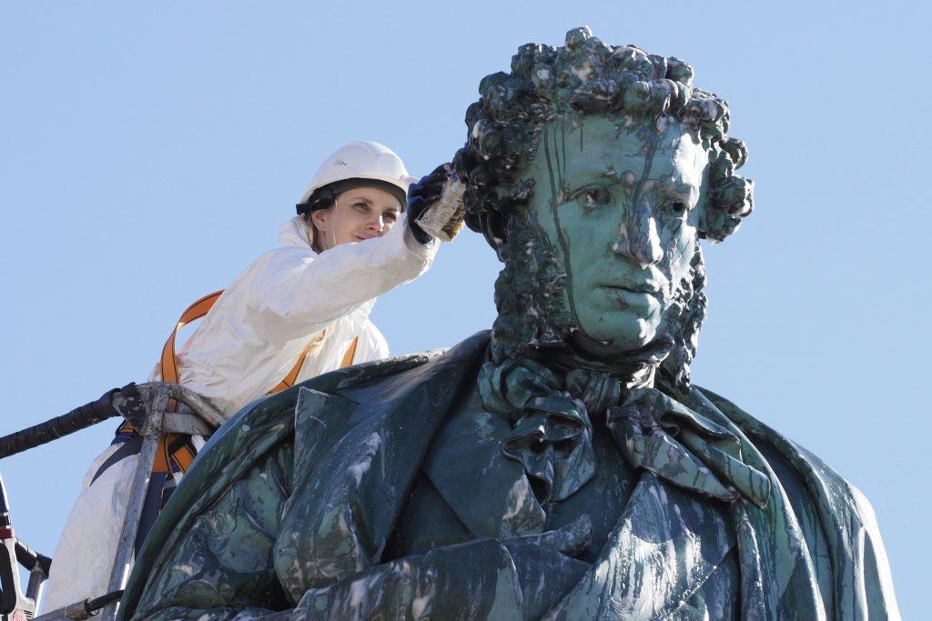 Москвичи проголосуют за любимые памятники