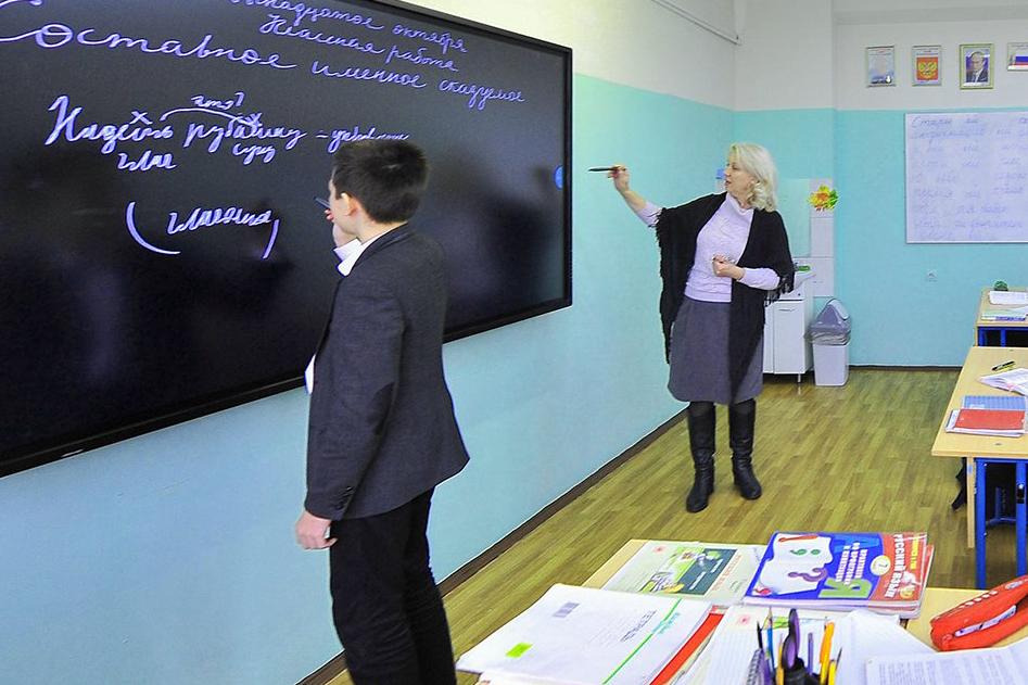 Московские единоросы подвели итоги благотворительной акции «Собери ребенка в школу». Фот: сайт мэра Москвы