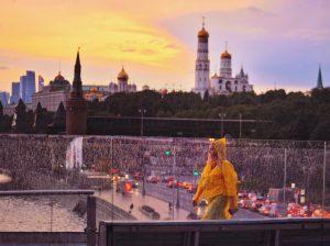 Осадки сохранятся. Фото: Анна Каунис, «Вечерняя Москва»