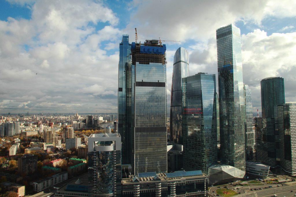 Эксперты признали Москву лидером по внедрению цифровых технологий