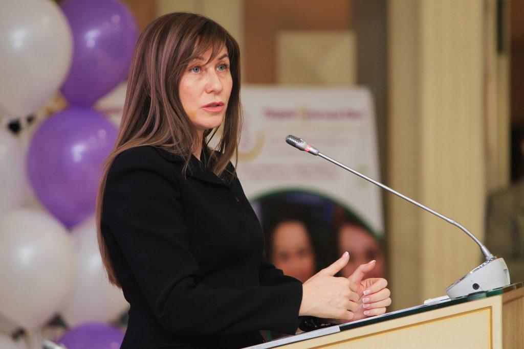 Депутат МГД Лариса Картавцева: Привиться от гриппа — разумное и правильное решение