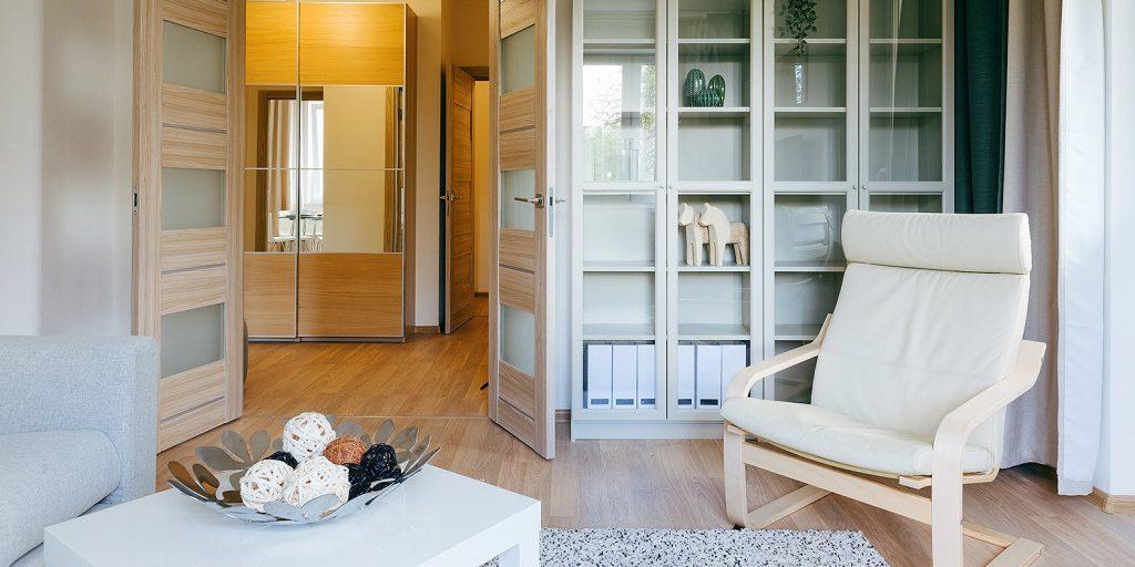Жители еще четырех домов в Центральном округе получили новые квартиры по программе реновации