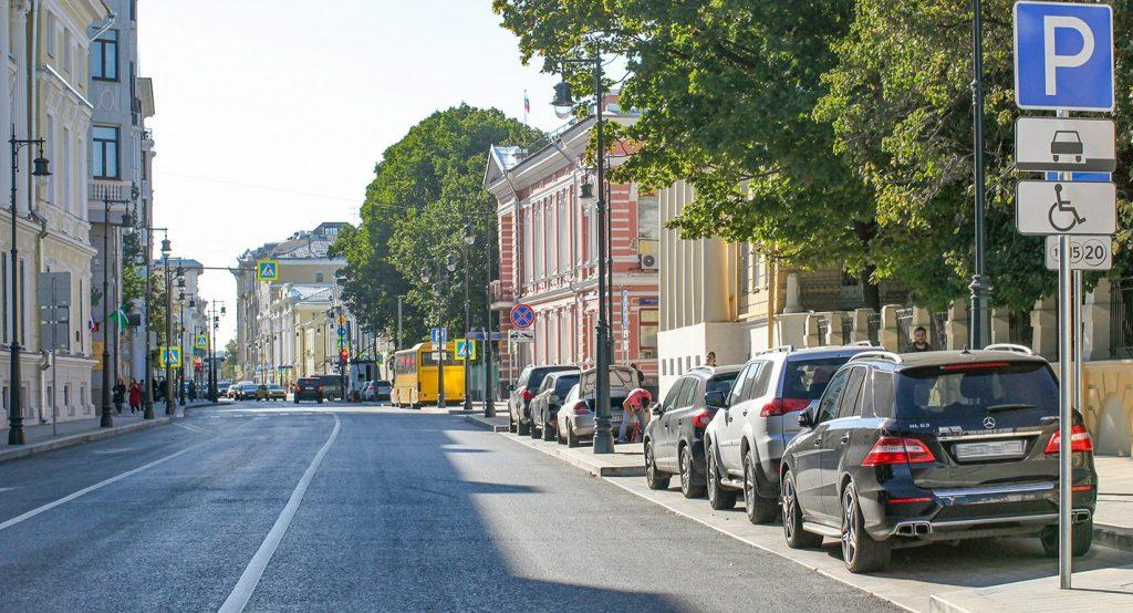 Режим работы трех парковок со шлагбаумом изменится в Красносельском районе и Якиманке