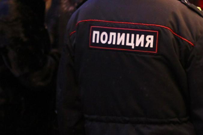 В Тверском районе Москвы полицейские задержали подозреваемого в попытке кражи