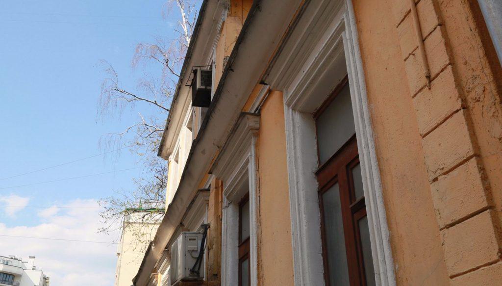 Комплекс ремонтных работ проведут в жилом доме в Таганском районе