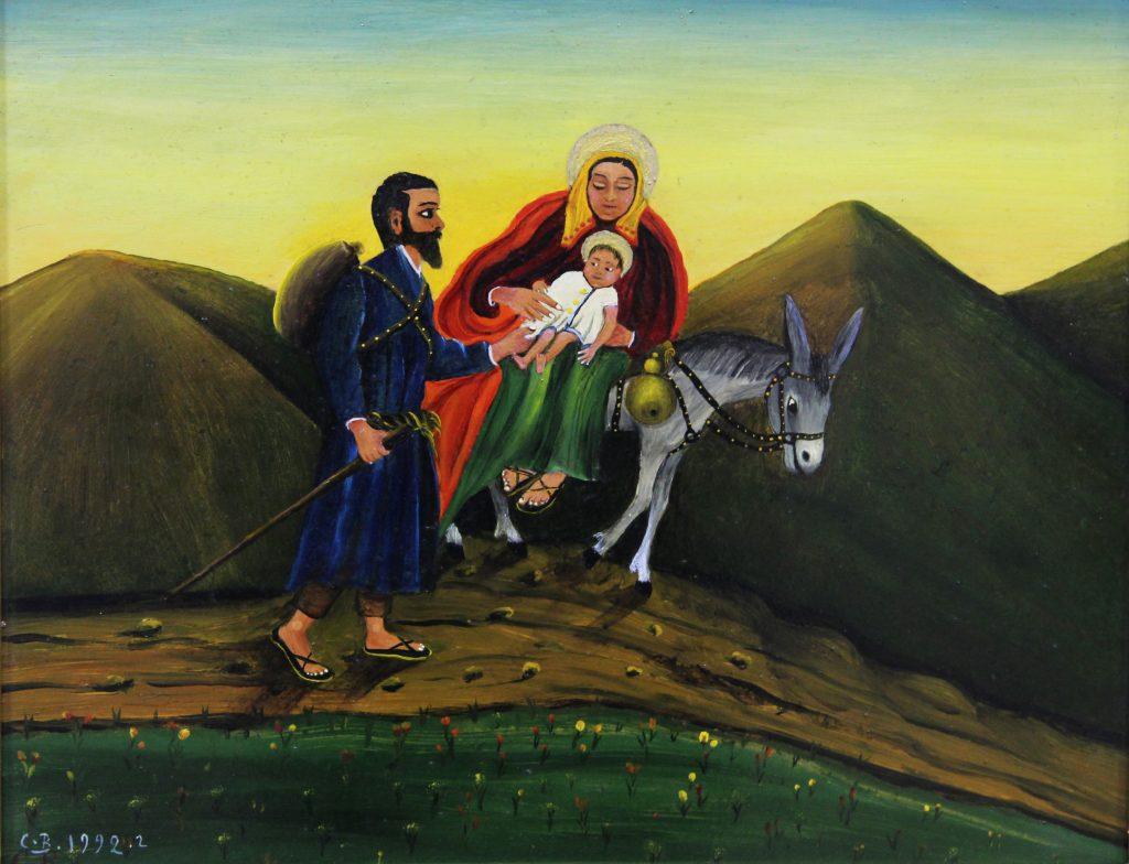 Работы армянского художника Вагана Сакияна покажут в Музее лубка