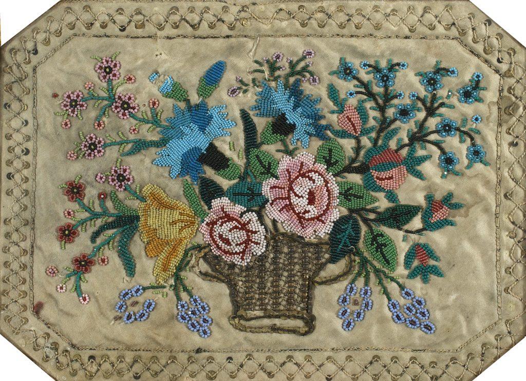 Старинные вышивки покажут на выставке в Музее Василия Тропинина