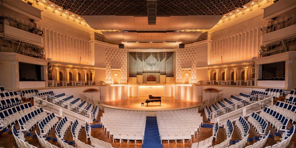 Концертный зал имени Чайковского будет оштрафован за нарушение масочного режима
