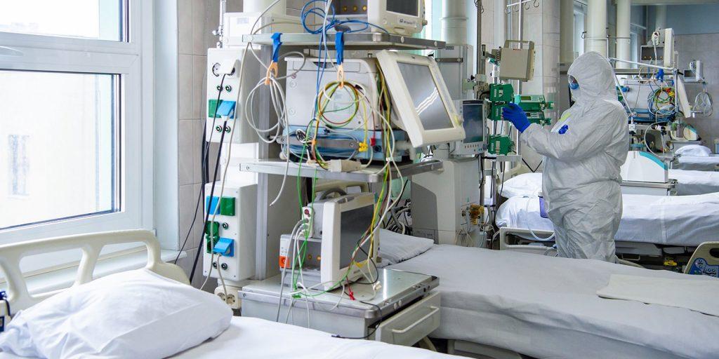Главврач ГКБ №15: Мы подошли к апрельским значениям по числу госпитализаций