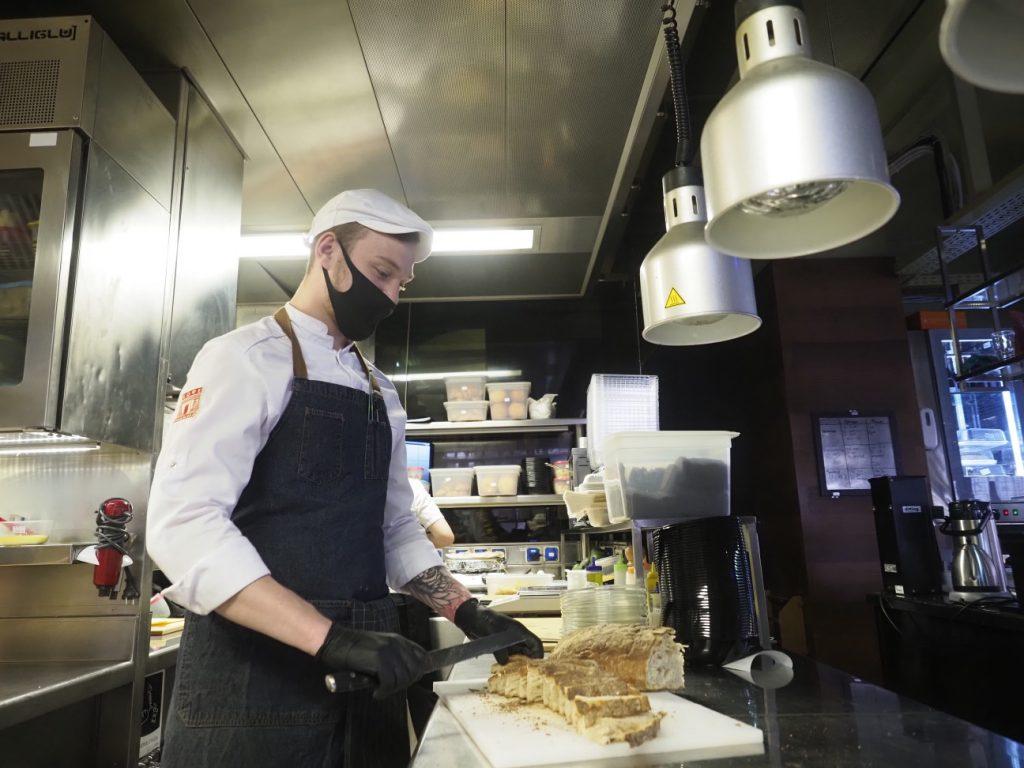 Столица окажет поддержку ресторанному бизнесу