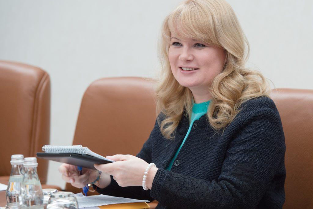 Сергунина: Участники трека BioMedTech «Московского акселератора» получили поддержку крупных компаний