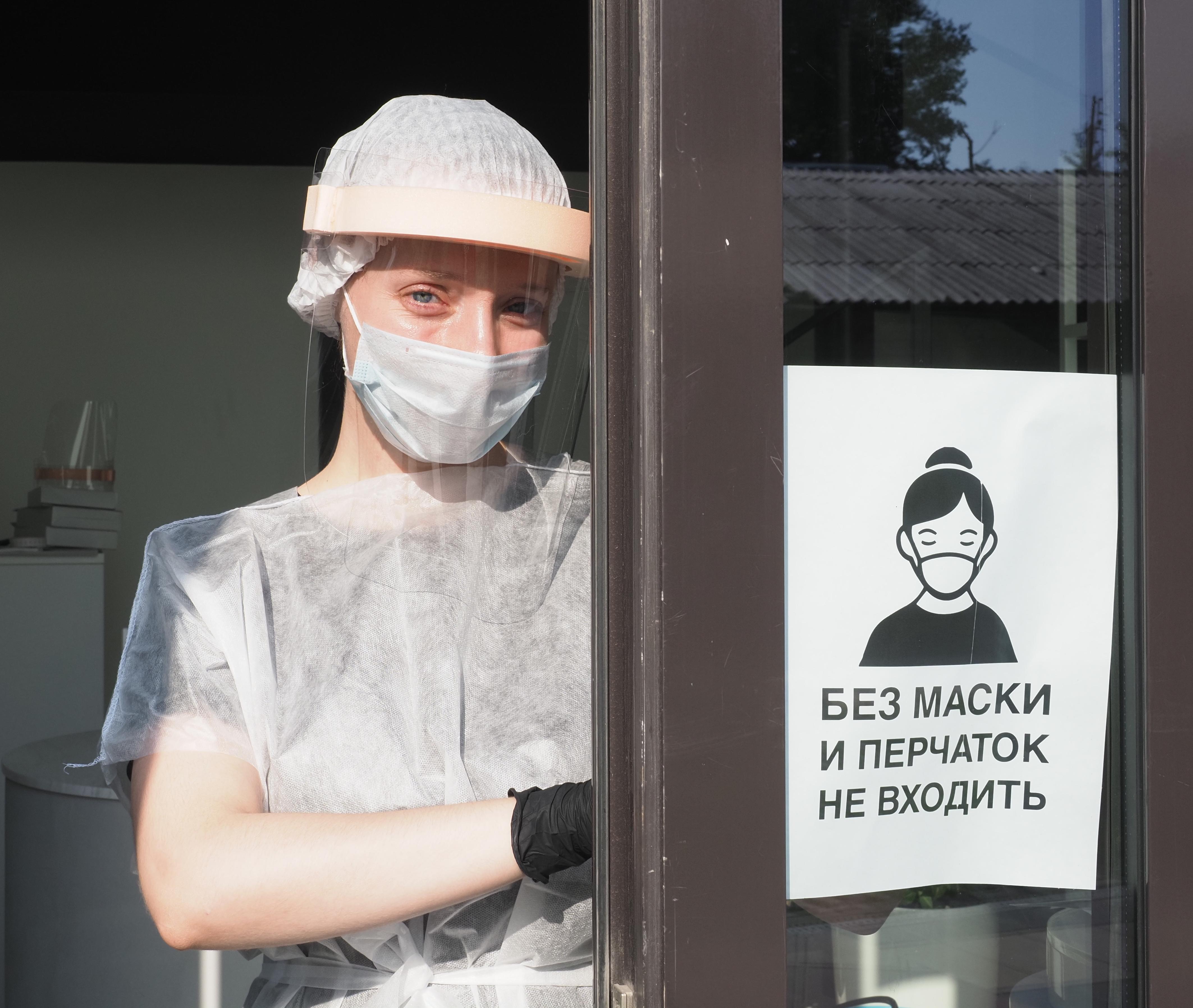 Bolshevik Loft-Event Hall в Москве могут закрыть за нарушение антиковидных мер. Фото: Антон Гердо, «Вечерняя Москва»