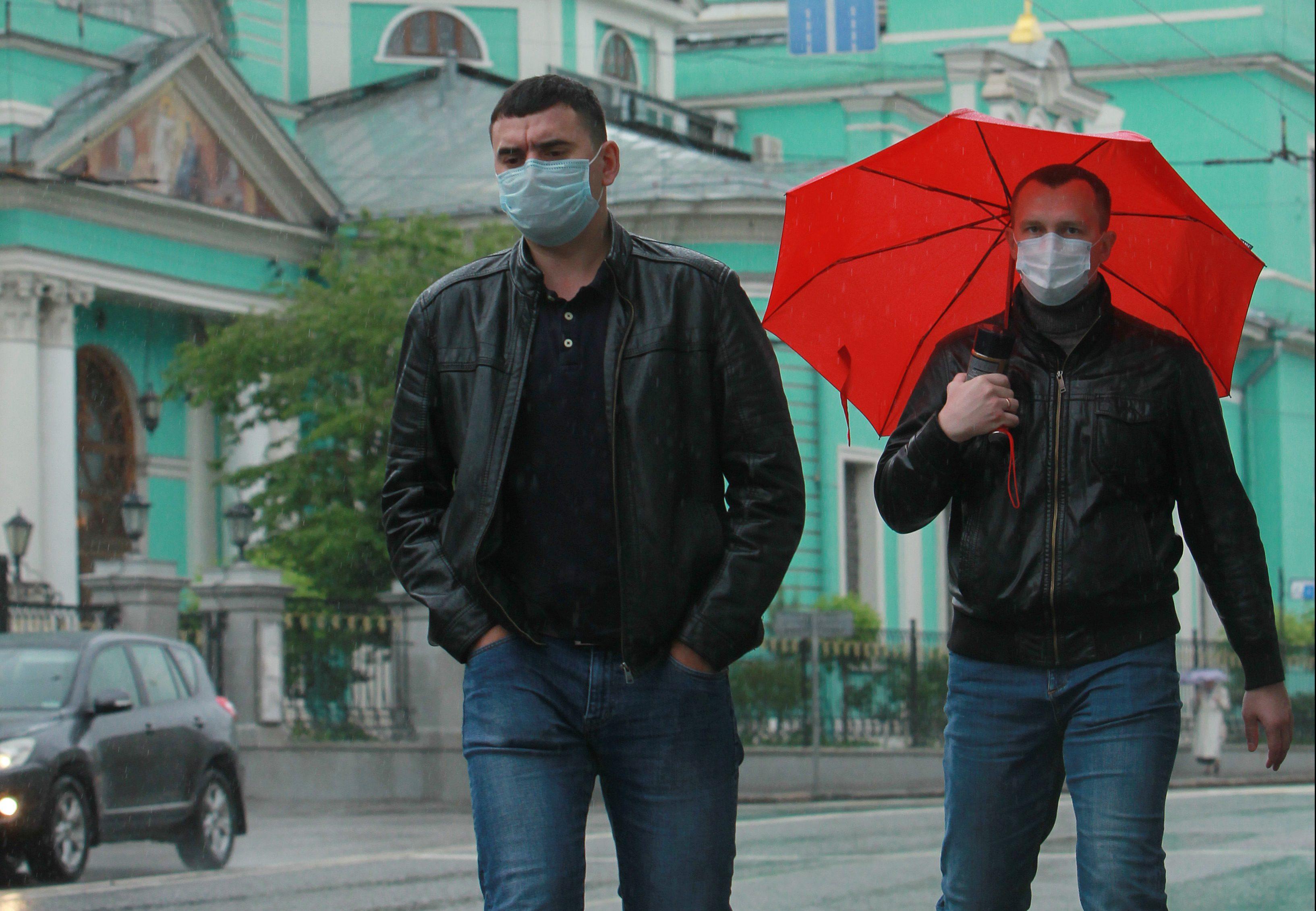 Соблюдение антиковидных мер позволяет не вводить более строгих мер. Фото: Наталия Нечаева, «Вечерняя Москва»