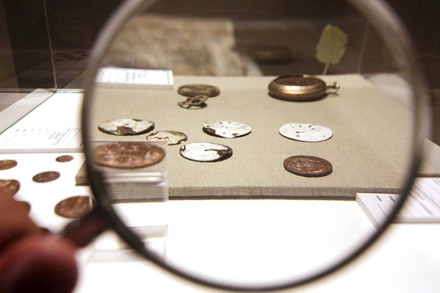 Пуговицы от мундиров и конская сбруя: при реставрации Хамовнических казарм нашли древние предметы