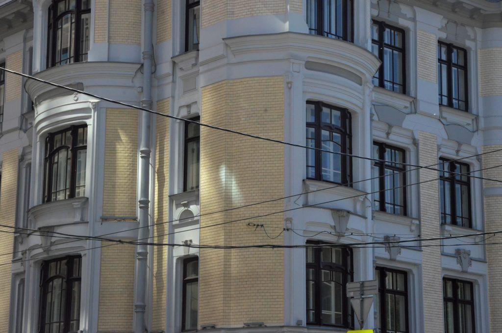 Дом начала XX века в Тверском районе капитально отремонтируют