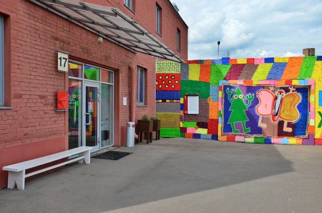Выставку «Морква» в скором времени закроют в «Винзаводе»