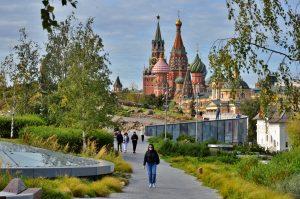 Облачная погода ожидается в Москве 10 октября