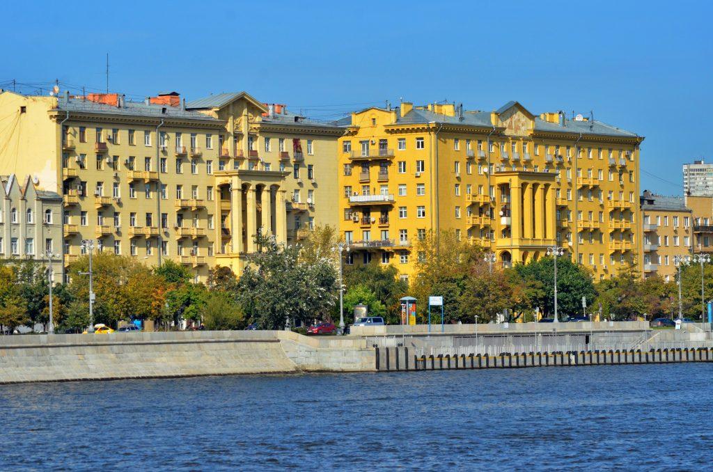 Подъезд в жилом домеМещанского района отремонтируют
