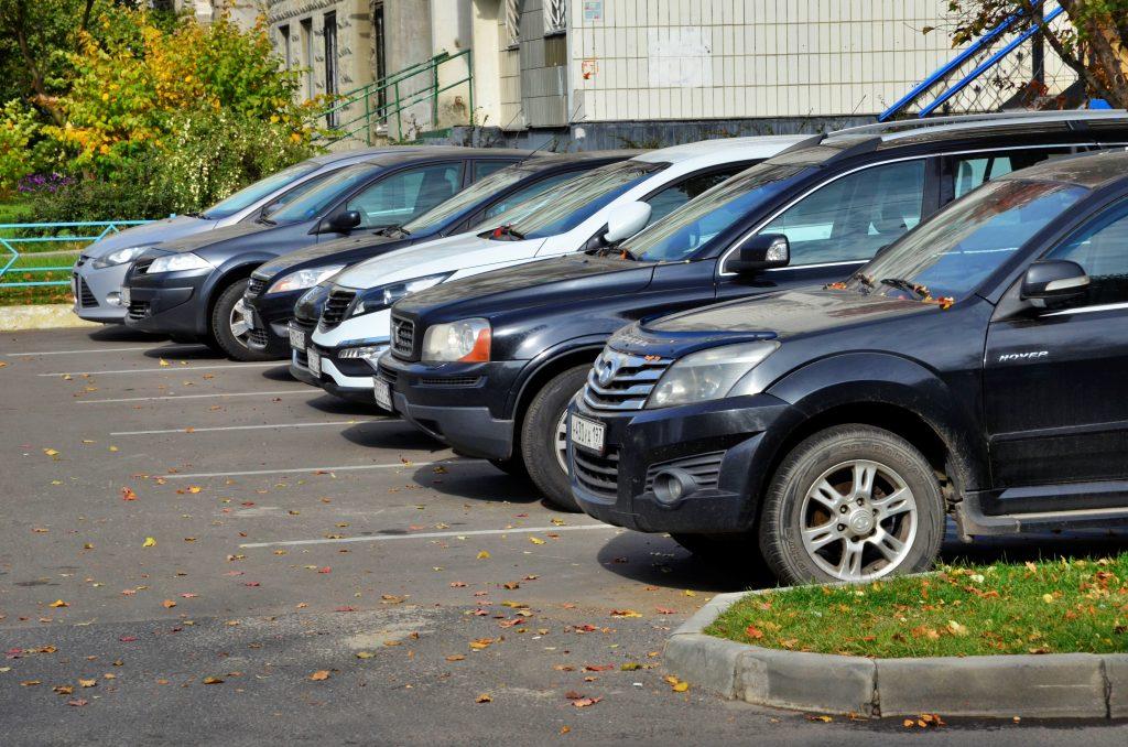 Медработники и волонтеры более 55 тысяч раз бесплатно припарковались в Москве