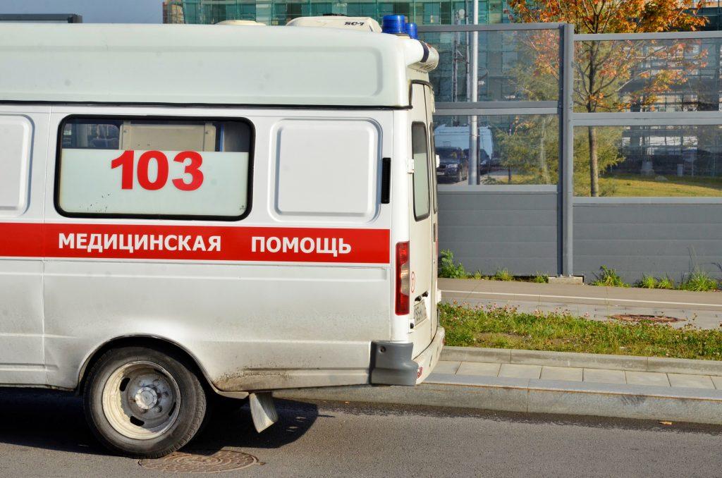 Количество новых диагнозов COVID-19 в Москве превысило пять тысяч