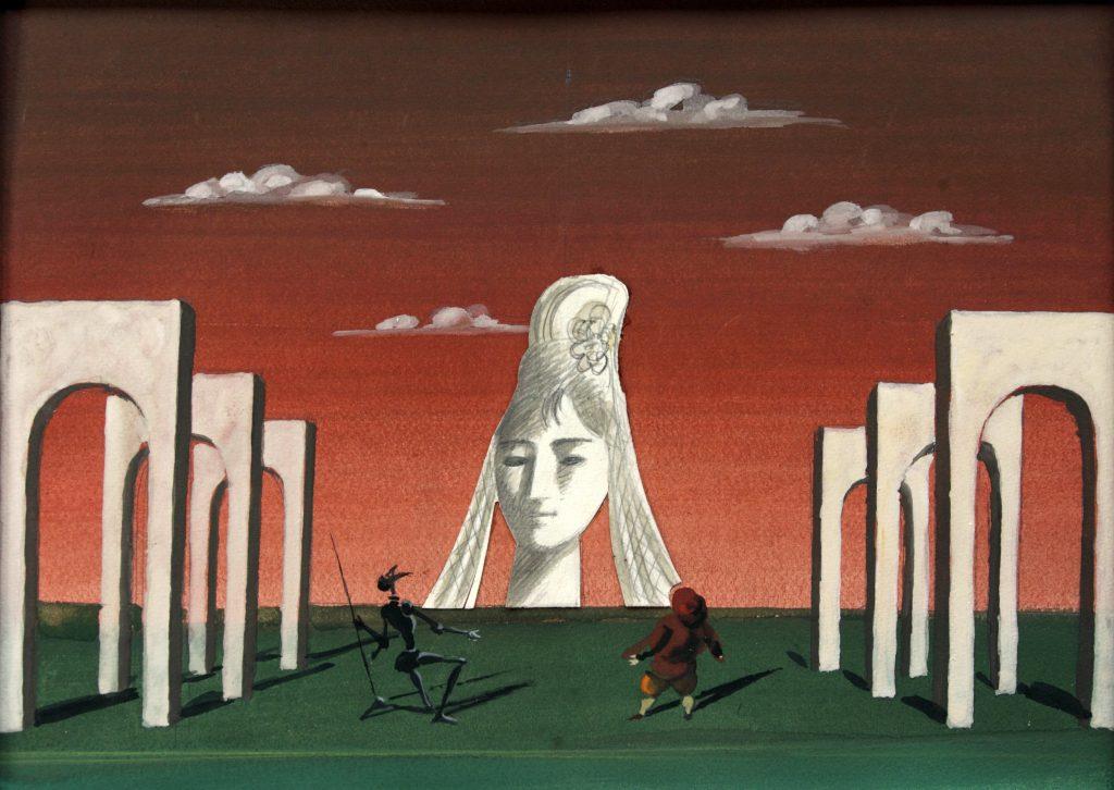 Чаепитие с Дульсинеей: в Доме-музее Марии Ермоловой откроют новую экспозицию картин