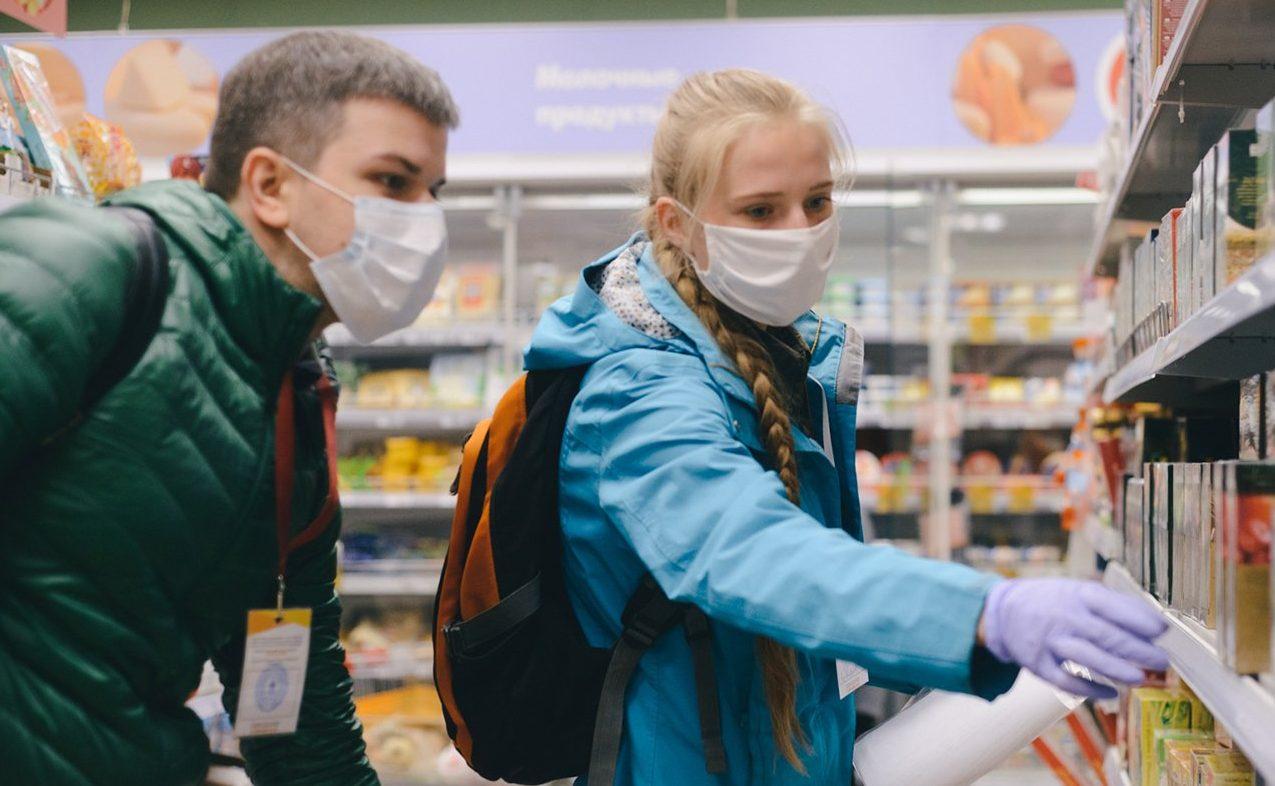 Почти 60 посетителей торговых центров в САО оштрафованы за нарушение масочного режима. Фото: сайт мэра Москвы