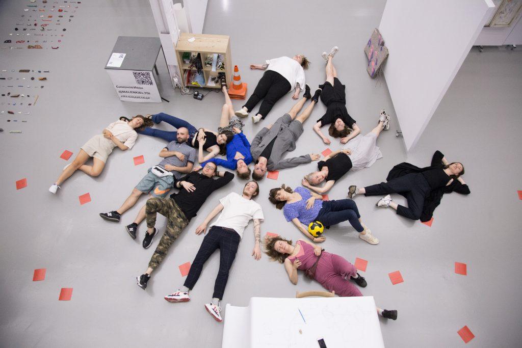 Стены помогают: в Винзаводе откроют выставку участников V сезона проекта «Открытые студии»