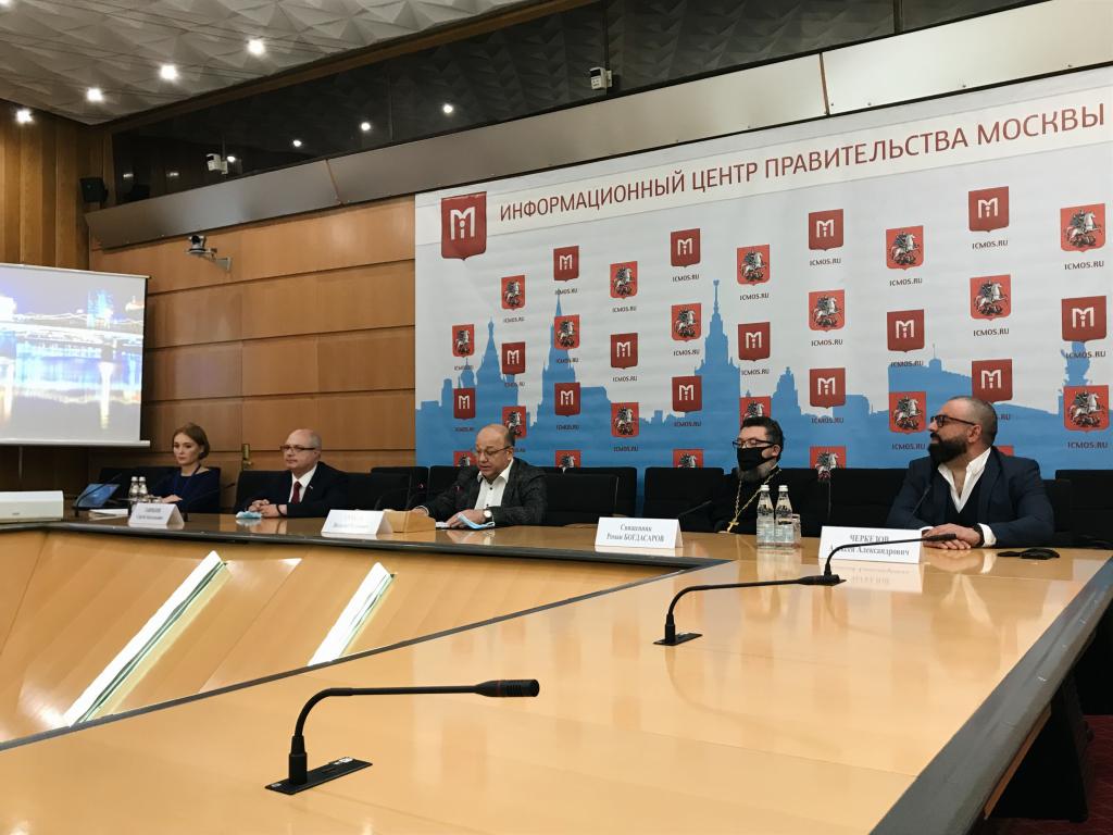 Роль религии в Великой Победе обсудили на пресс-конференции в Информационном центре Правительства Москвы