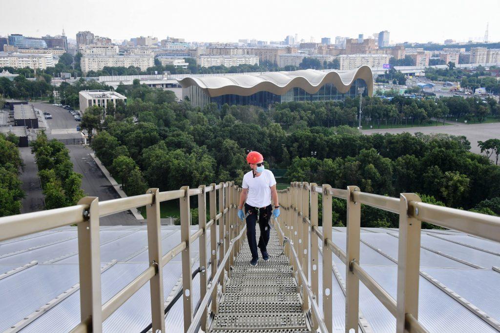Стало. Фото: Илья Питалев/РИА Новости