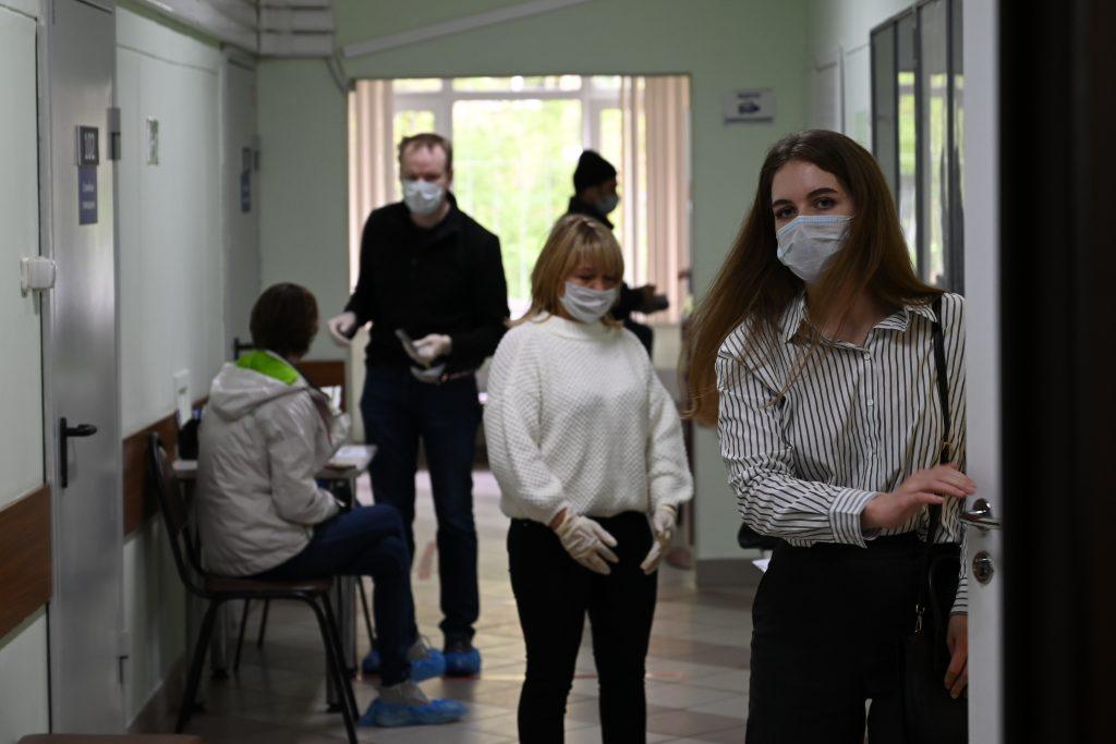 Московские врачи поставили 4,4 тысячи диагнозов COVID-19 за сутки