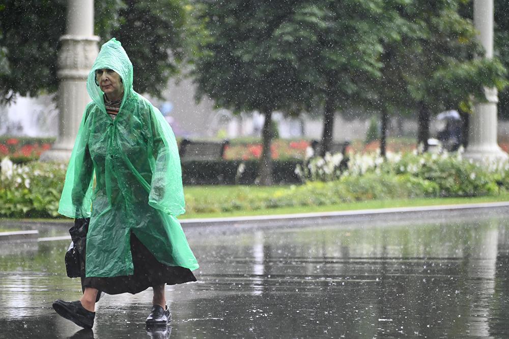 Москвичей напугали «осенним вторжением» перед выходными
