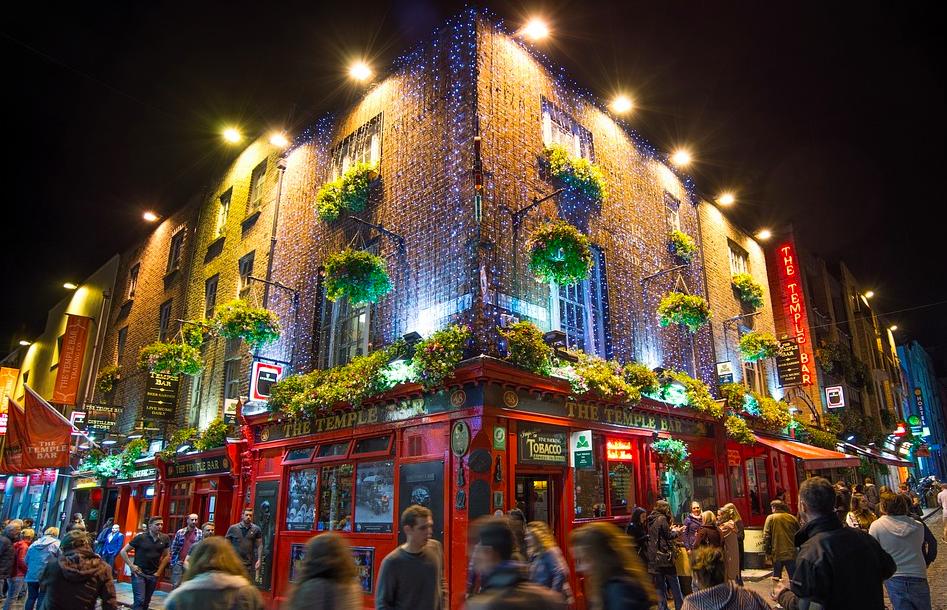 В Ирландии повсеместно введен режим наивысшей эпидемиологической опасности. Фото: pixabay.com