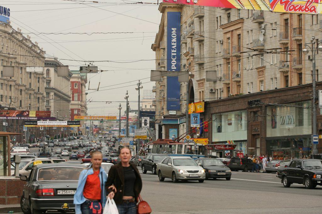 Было. Фото: Денис Гришкин/ТАСС