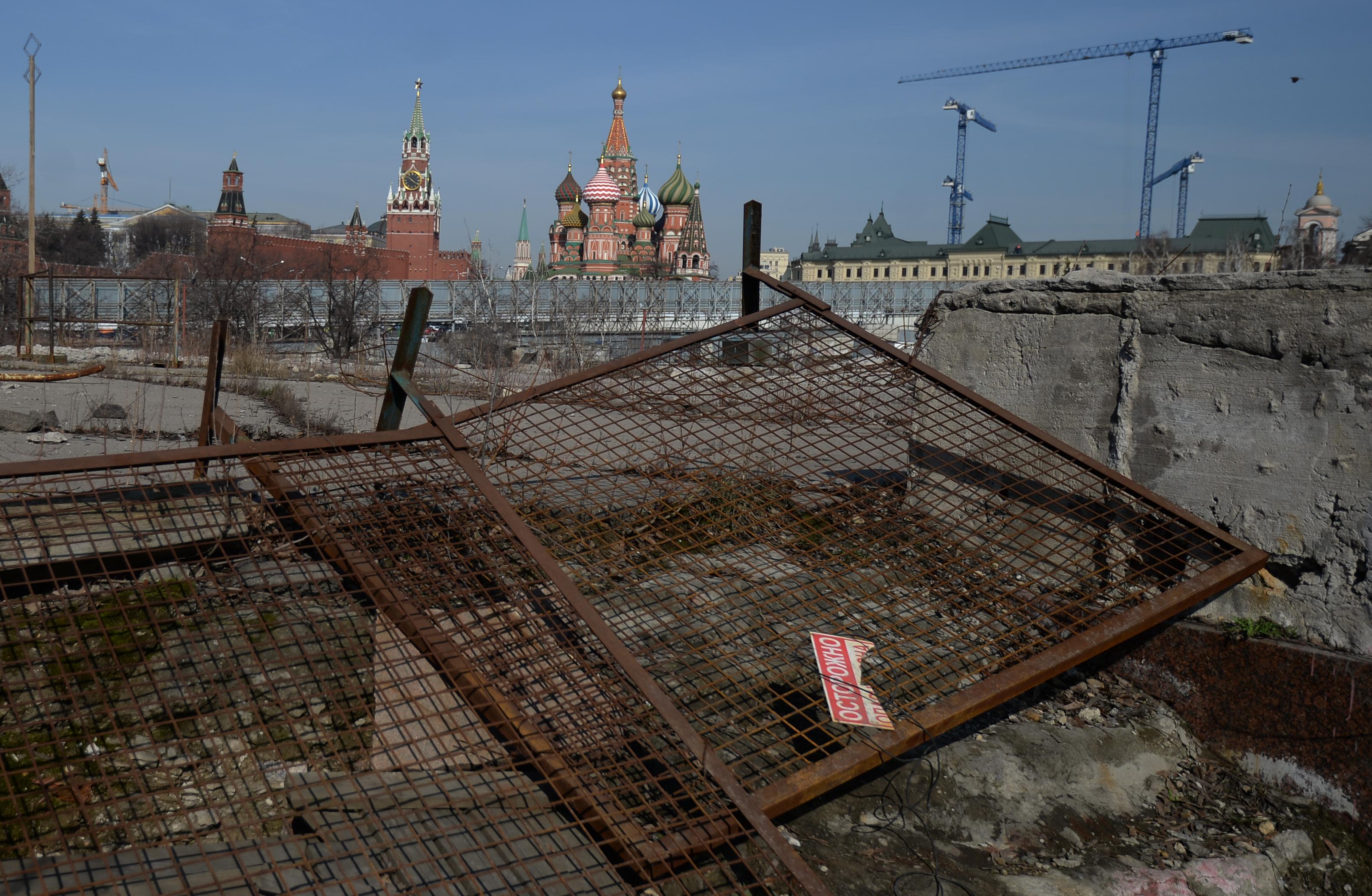 Было. Фото: Алексей Филиппов/РИА новости