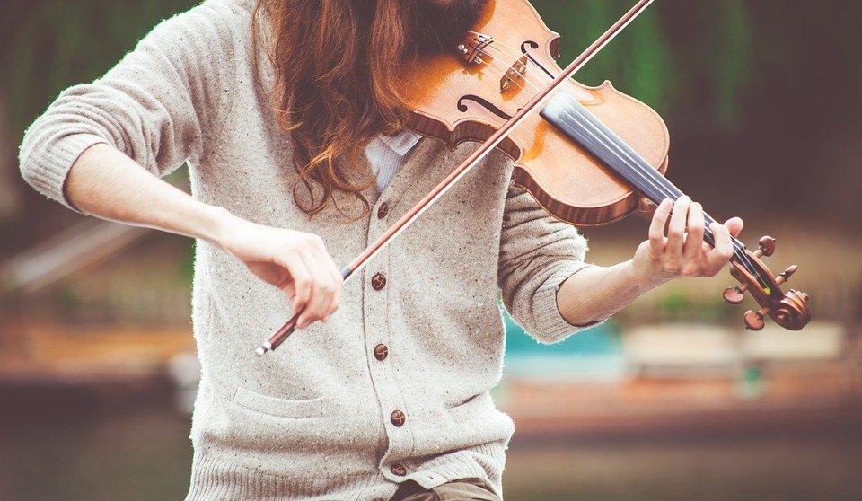 Сонаты для скрипки и фортепиано прозвучат в библиотеке имени Алексея Боголюбова
