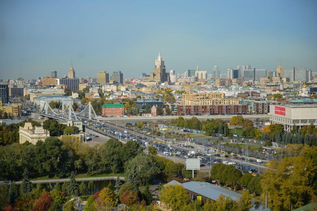 Поклонники фильма «Москва слезам не верит» прогуляются по местам съемок