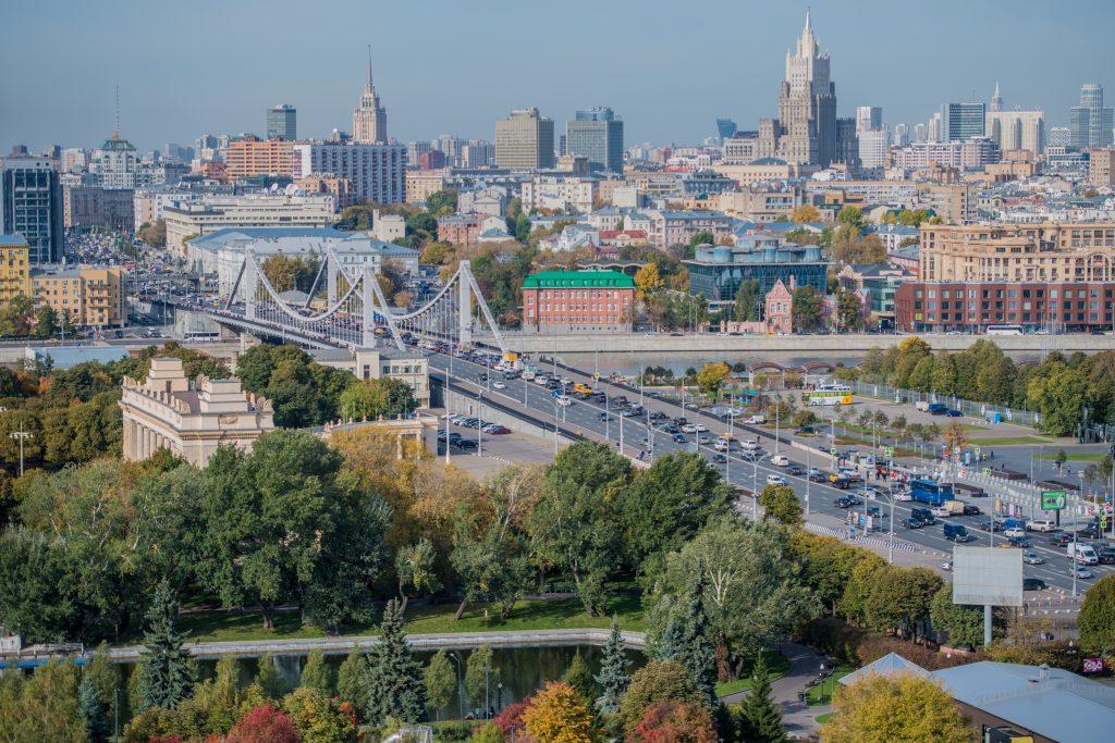 Горожан пригласили на «архитектурные» онлайн-экскурсии в центре Москвы