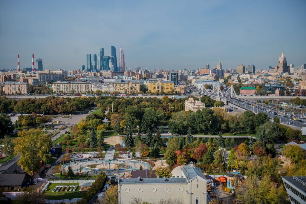 Более миллиона «квадратов» жилья сдадут в промзонах Москвы за 2020 год