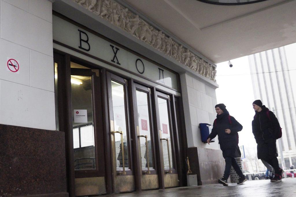 Пять тысяч вторых дверей установят в вестибюлях метро Москвы до ноября