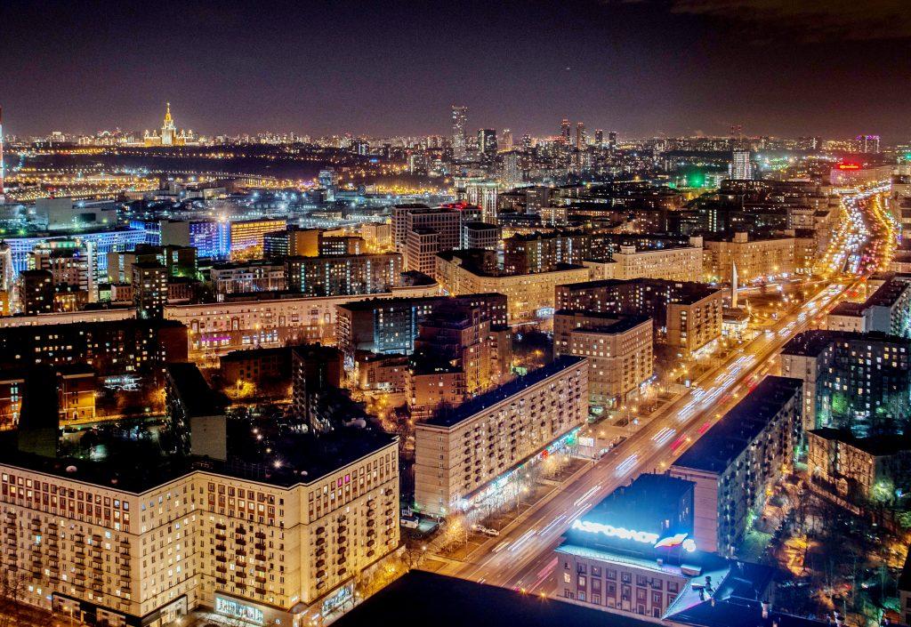 Москва в числе лучших городов мира по версии международных экспертов
